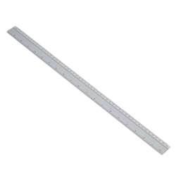 Artículos de Oficina - Fast Regla de Aluminio - 50 cms