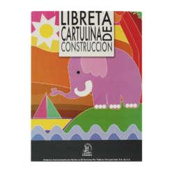 Artículos de Papelería - Conquistador Libreta de Papel Cover (Construcción) - T/Carta
