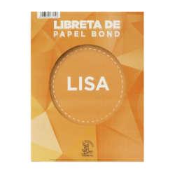 Artículos de Papelería y Cuadernos - Conquistador Libreta de Papel Bond Lisa - T/Carta