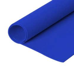 Artículos de Papelería - Conki Pliego de Foamy - Azul