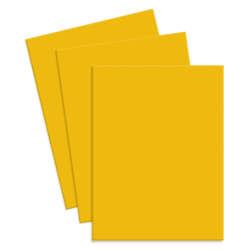 Artículos de Papelería - Conki Hoja de Foamy T/Carta - Amarillo Canario