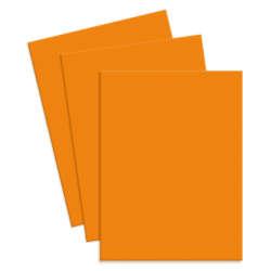 Artículos de Papelería - Conki Hoja de Foamy T/Carta - Amarillo Oscuro (Tornasol)