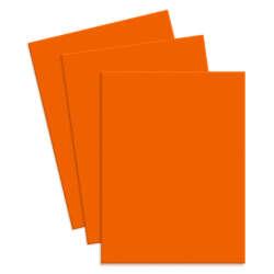 Artículos de Papelería - Conki Hoja de Foamy T/Carta - Anaranjado