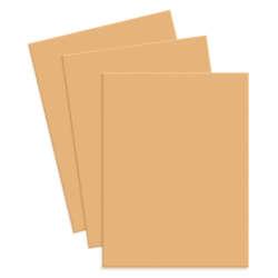 Artículos de Papelería - Conki Hoja de Foamy T/Carta - Carne (Piel)