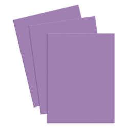 Artículos de Papelería - Conki Hoja de Foamy T/Carta - Lila