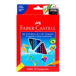 Artículos Escolares y Arte - Faber-Castell Lapices de Colores - 36 unidades